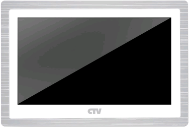 CTV-M4104AHD White — VIDEO-SB24