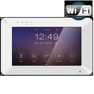 Видеодомофон Tantos Rocky Wi-Fi,  купить в Москве на сайте Video-SB24.ru по цене 13 650 руб.