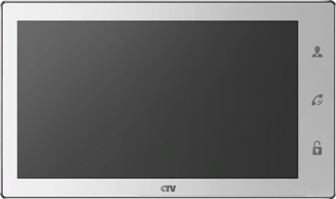 CTV-M4102AHD White — VIDEO-SB24